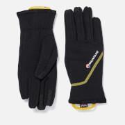 Montane Men's Power Stretch Pro Gloves - Black/Kiwi