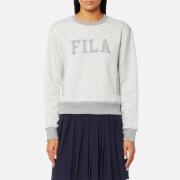 FILA Blackline Women's Sheena Fashion Sweatshirt - Ecru - L - Cream