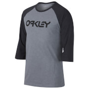 Oakley Men's 50 Mark II Raglan T-Shirt - Grey