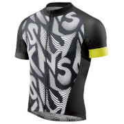 Skins Men's Classic Jersey - Black/Yellow