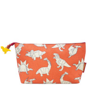 Origami Dinosaur Make-Up Bag