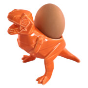Dinosaur Egg Cup - Orange