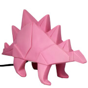 Dinosaur Table Light - Pink