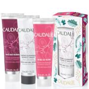 Caudalie Hand and Nail Cream Trio