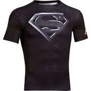 Under Armour Men's Transform Yourself Compression Top - Black
