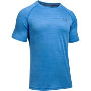 Under Armour Men's Tech T-Shirt - Blue/Grey