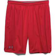 Under Armour Men's Qualifier 9 Inch Woven Shorts - Red