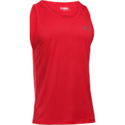 Under Armour Men's Tech Tank Top - Red