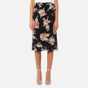 MINKPINK Women's Wallflower Wrap Skirt - Multi