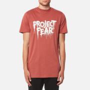 Matthew Miller Men's Discord Project Fear T-Shirt - Rust