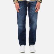 Edwin Men's Ed-45 Loose Tapered Jeans - Contrast Clean Wash