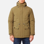 Edwin Men's Expedition Parka - Khaki - S - Green