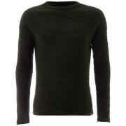 Jack & Jones Core Men's Wind Rib Knitted Jumper - Rosin