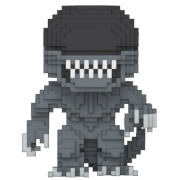 8-Bit Alien Pop! Vinyl Figur