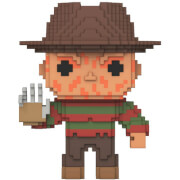 8 Bit Freddy Krueger Pop! Vinyl Figure