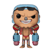 One Piece Franky Funko Pop! Figuur