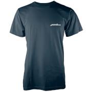 Native Shore Männer Core Logo T-Shirt - Navy