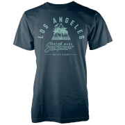 Camiseta Native Shore Los Angeles Surfwear - Hombre - Azul marino