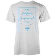 Camiseta Native Shore California Surfwear Co. - Hombre - Blanco