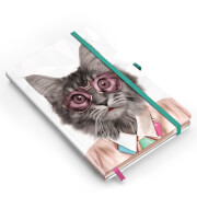 Go Wild Cat Notebook
