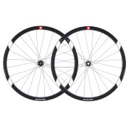 Image of 3T Discus C35 Pro Clincher Wheelset - Black - 35mm