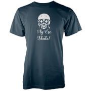 T-Shirt Homme Ay Ese Skate! - Bleu Marine