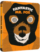 Der fantastische Mr. Fox – Zavvi UK Exklusives Limited Edition Steelbook