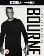 Bourne 4K Collection - 4K Ultra HD