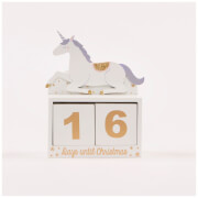 Sass & Belle Princess Unicorn Advent Calendar Block
