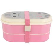 Sass & Belle Kawaii Friend Bento Box - Nori Cat