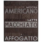 Macchiato Wall Plaque