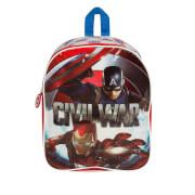 Marvel Captain America Civil War Backpack - Blue