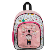 Despicable Me 3 Glitter Backpack - Pink