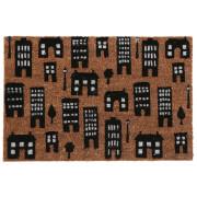 Houses Doormat