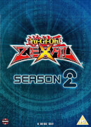 Yu-Gi-Oh! Zexal Season 2 Complete Collection (Episodes 50-98)
