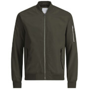 Jack & Jones Core Men's Grand Bomber Jacket - Rosin