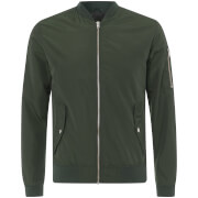 Jack & Jones Men's Core Grand Bomber Jacket - Rosin