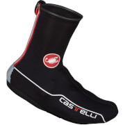 Castelli Diluvio 2 All Road Overshoes - Black