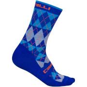 Castelli Diverso Socks - Blue