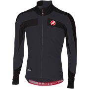 Castelli Trasparente 4 Long Sleeve Jersey - Light Black