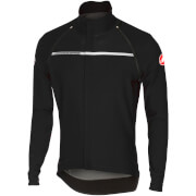 Castelli Perfetto Convertible Jacket - Light Black