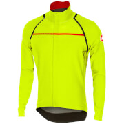 Castelli Perfetto Convertible Jacket – M – Yellow