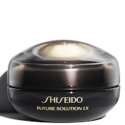 Купить Крем для восстановления кожи контура глаз и губ Shiseido Future Solution LX Eye and Lip Contour Regenerating Cream 17мл