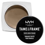 Купить Помада для бровей NYX Professional Makeup Tame & Frame Tinted Brow Pomade (различные оттенки) - Blonde