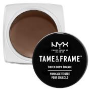 Купить Помада для бровей NYX Professional Makeup Tame & Frame Tinted Brow Pomade (различные оттенки) - Chocolate