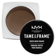 Купить Помада для бровей NYX Professional Makeup Tame & Frame Tinted Brow Pomade (различные оттенки) - Brunette