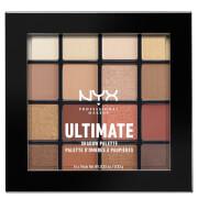 Купить Палетка теней NYX Professional Makeup Ultimate Shadow Palette - Warm Neutrals