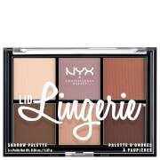 NYX Professional Makeup Lingerie Shadow Palette фото
