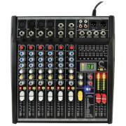 Console de Mixage avec DSP Chord CSL-8 Compact (8 Chaines)