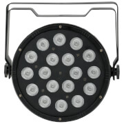 QTX PAR100 High Power 3-in-1 LED Plastic PAR Can